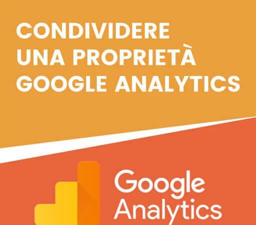 Aggiungere utente Google analytics